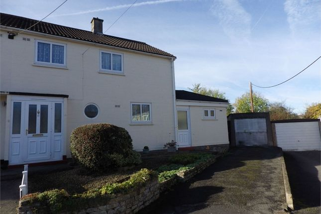 Thumbnail Semi-detached house to rent in Churchways, Whitchurch Village, Bristol