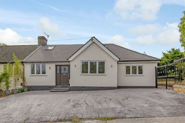 Thumbnail Semi-detached bungalow for sale in Ridgeway Drive, Bromley, Kent