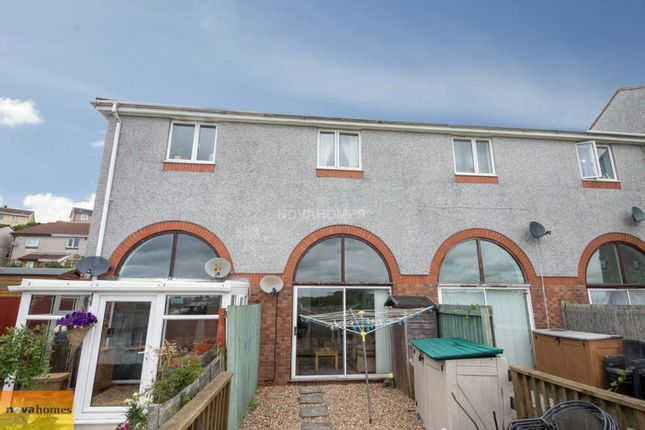 Thumbnail Terraced house for sale in Coombe Way, Kings Tamerton