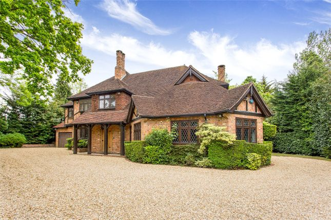 Thumbnail Detached house for sale in Green Lane, Stanmore, Middlesex