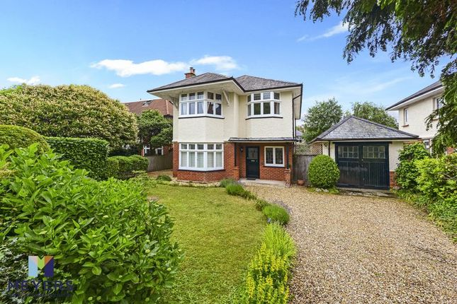 Thumbnail Detached house for sale in Keswick Road, Boscombe Manor