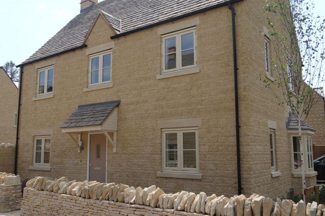 Thumbnail Detached house to rent in Hercules Close, Upper Rissington, Cheltenham