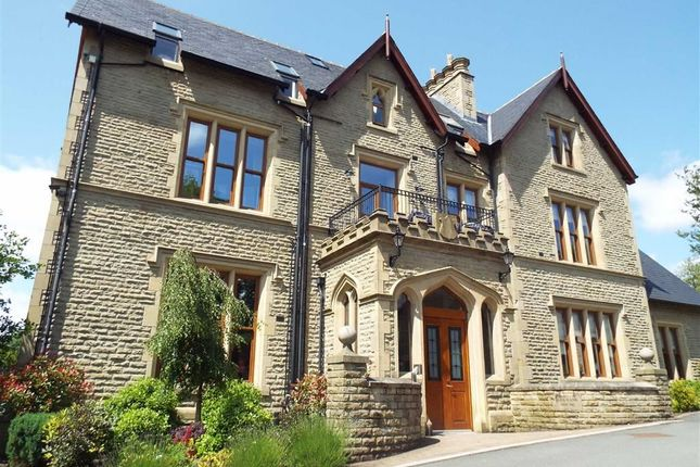 Thumbnail Flat to rent in Leabank Hall, Rossendale, Lancashire