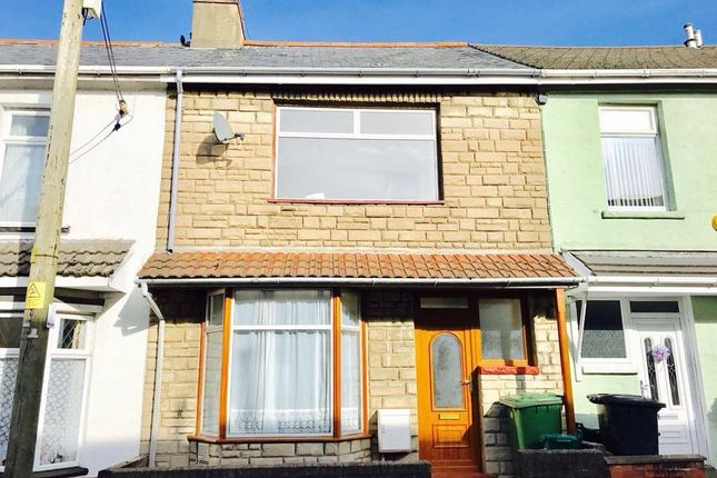 Thumbnail Terraced house to rent in Glanant Street, Hirwaun, Aberdare