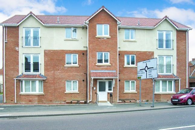 Thumbnail Flat to rent in Queens Court, Seaton Delaval, Whitley Bay