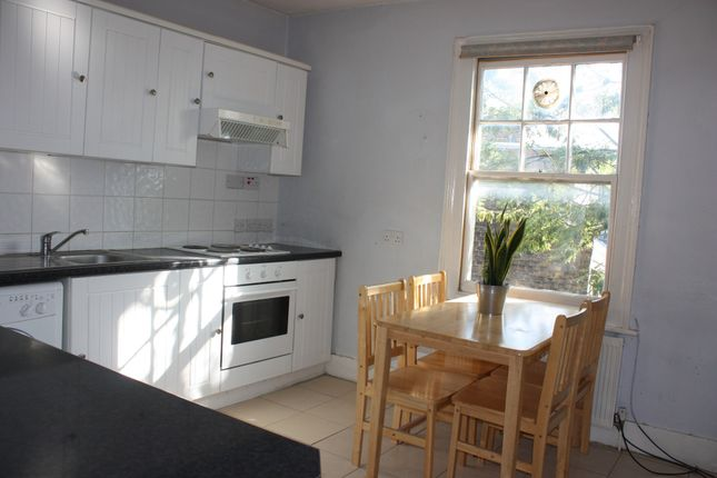 Thumbnail Flat to rent in Sallusbury Road, London