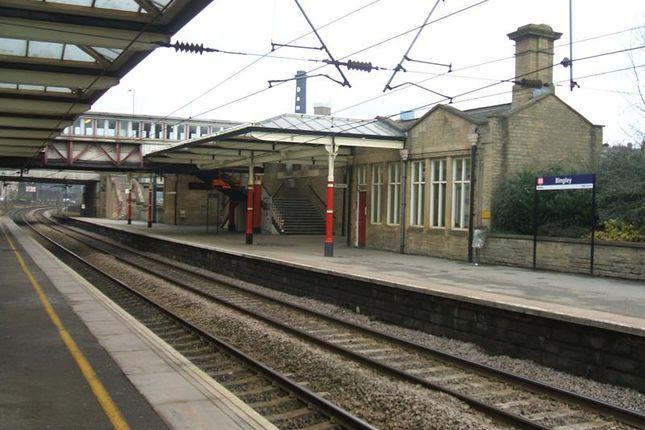 Retail premises to let in Bingley Railway Station, Wellington Street, Bingley, Yorkshire