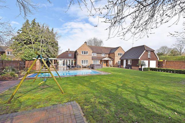 Thumbnail Detached house for sale in Skippetts Lane East, Basingstoke