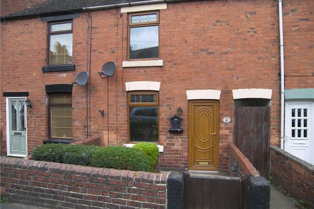 Thumbnail Terraced house to rent in Over Lane, Belper