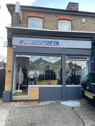 Thumbnail Retail premises to let in Hainult Road, Romford