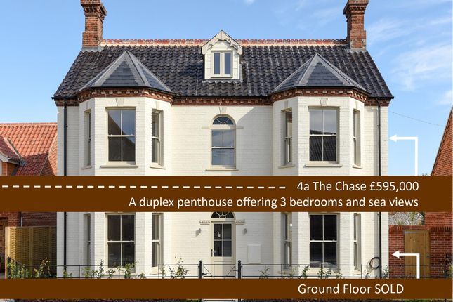 Thumbnail Flat for sale in The Chase, Blakeney, Holt
