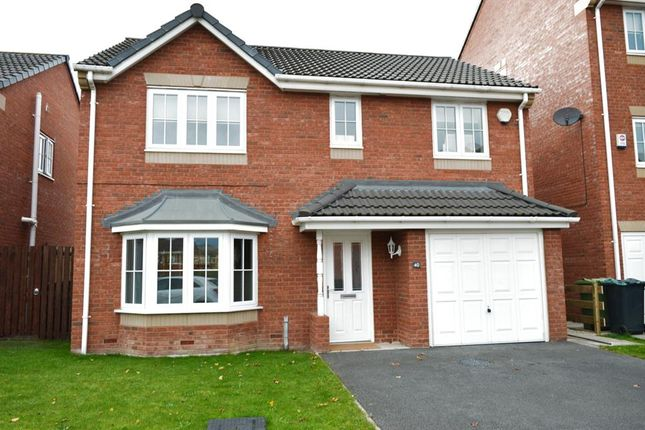 Thumbnail Detached house for sale in Spring Place Court, Mirfield