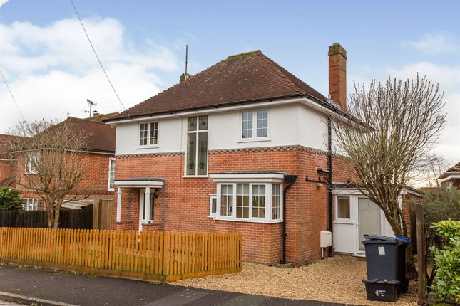 Thumbnail Detached house for sale in Francis Way, Salisbury