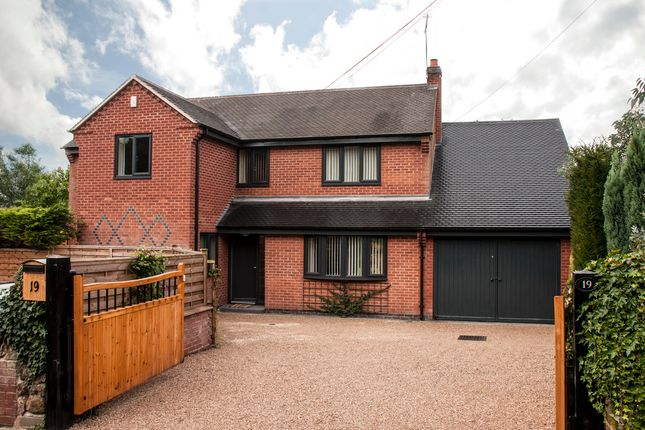 Thumbnail Detached house for sale in Melbourne Lane, Breedon-On-The-Hill, Derby