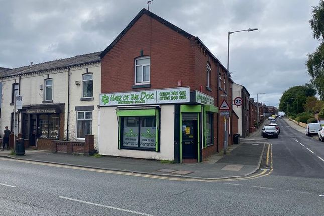 Thumbnail Commercial property for sale in Halliwell Road, Bolton