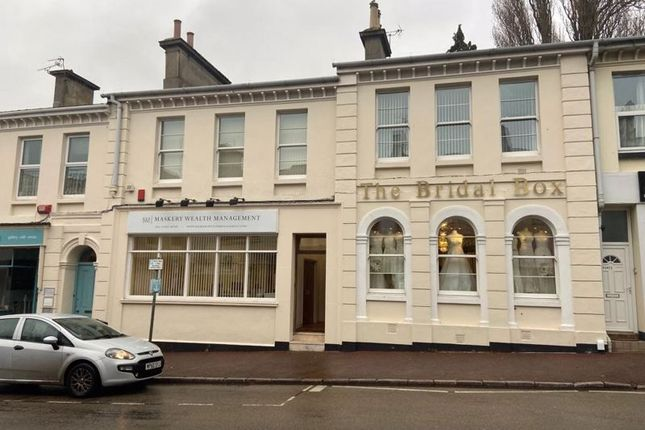 Thumbnail Commercial property for sale in Lucius Street, Torquay