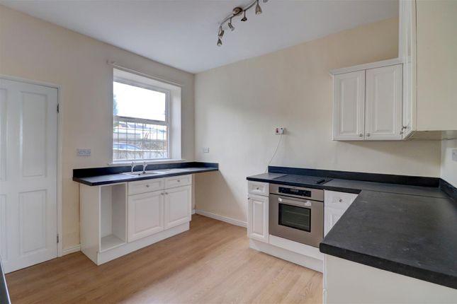 Kitchen of Alpine Terrace, Cockfield, Bishop Auckland DL13