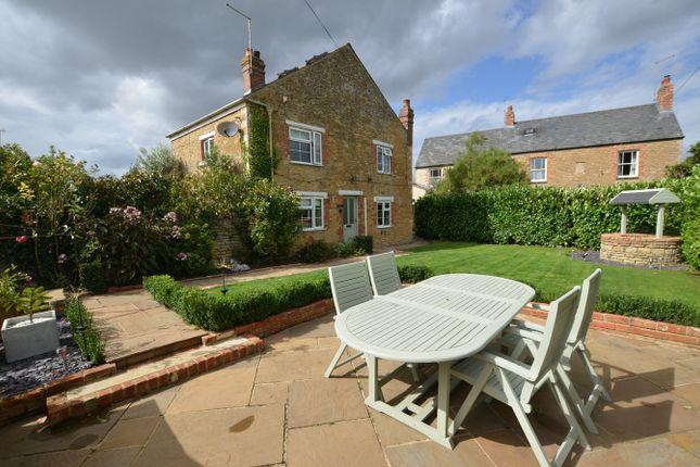 Thumbnail Detached house for sale in Main Street, Yarwell, Peterborough, Peterborough