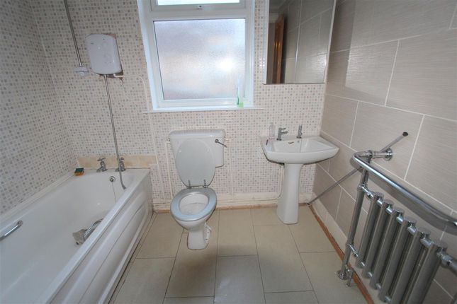 Bathroom of August Road, Anfield, Liverpool L6