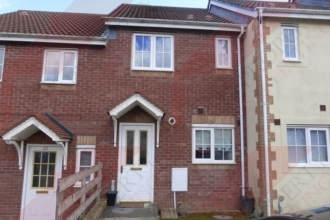 Thumbnail Terraced house to rent in Ffordd Melyn Mair, Llansamlet, Swansea.