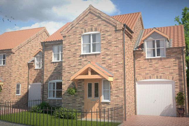 Thumbnail Semi-detached house for sale in Daleside Road, Nottingham