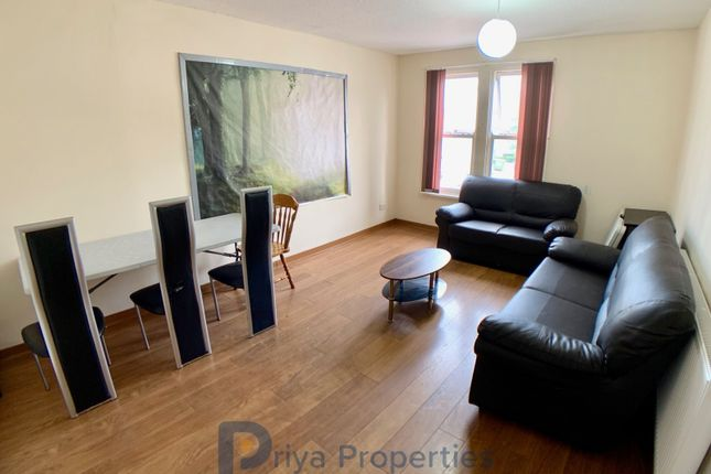 Thumbnail Flat to rent in Braunstone Gate, Leicester