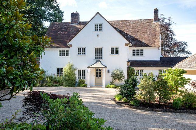 6 bed detached house for sale in Fifield Lane, Frensham, Farnham, Surrey GU10