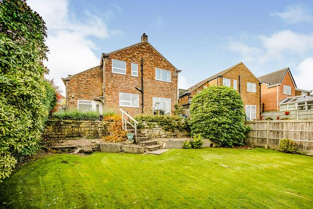 Thumbnail Detached house for sale in Far View Bank, Almondbury, Huddersfield, West Yorkshire