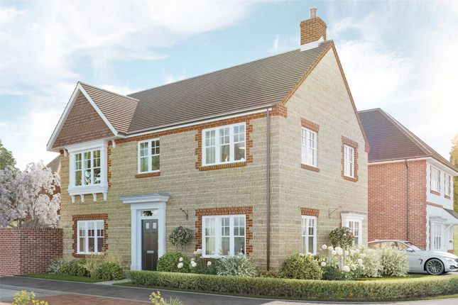 4 bed detached house for sale in Marlborough Gardens, Witney Road, North Leigh OX29