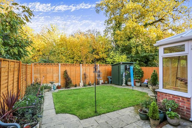 Thumbnail Link-detached house for sale in Juniper Close, Worthing