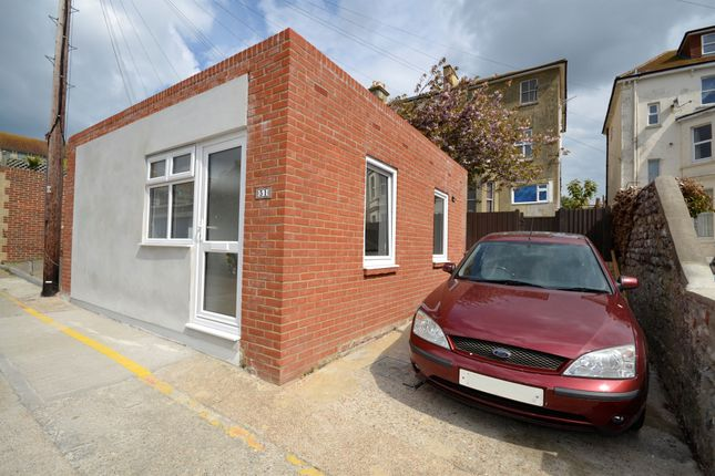 Thumbnail Detached bungalow for sale in Upperton Lane, Eastbourne