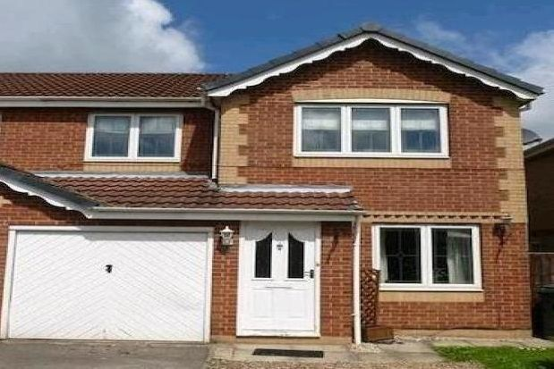 Thumbnail Semi-detached house to rent in Pemberley Chase, Sutton-In-Ashfield