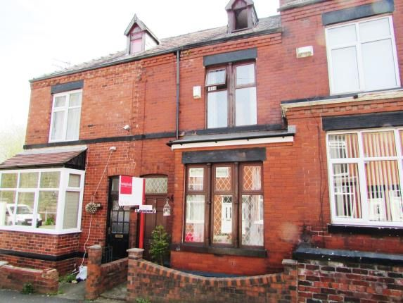 Thumbnail Terraced house for sale in Albert Street, Hyde, Greater Manchester