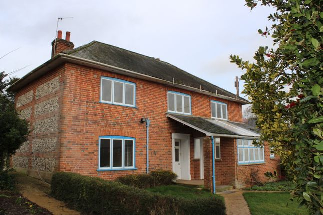 Thumbnail Farmhouse to rent in Binley, Andover