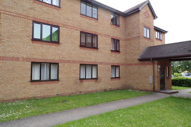 Thumbnail Flat to rent in Brindley Close, Wembley