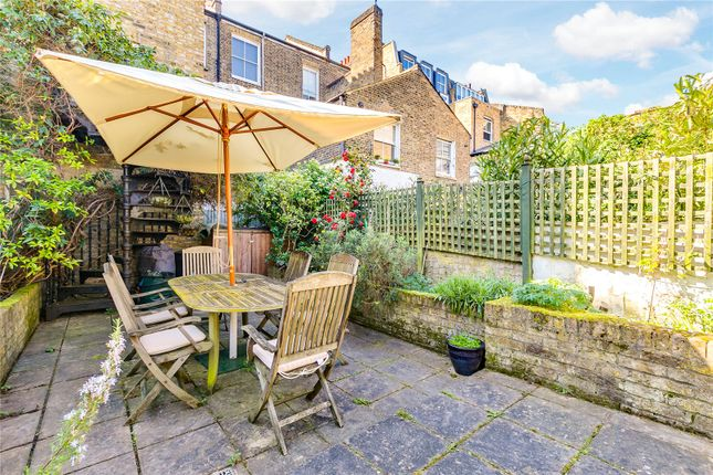 3 bed maisonette for sale in New Kings Road, Parsons Green, Fulham, London SW6