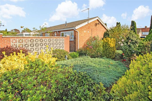 Thumbnail Semi-detached bungalow for sale in Jennings Way, Diss