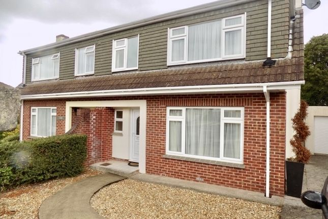 Thumbnail Semi-detached house to rent in Bradley Park Road, Torquay