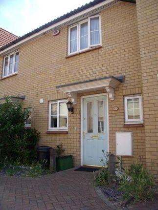 Thumbnail Terraced house to rent in Buntingbridge Road, Newbury Park