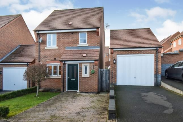 Thumbnail Detached house for sale in Gravel Pit Road, Birstall, Leicester, Leicestershire