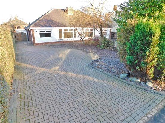 Thumbnail Bungalow to rent in Leyland Road, Penwortham, Preston