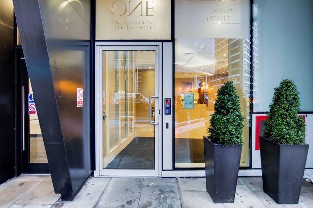 0_Exterior-1 of Whitechapel High Street, London E1