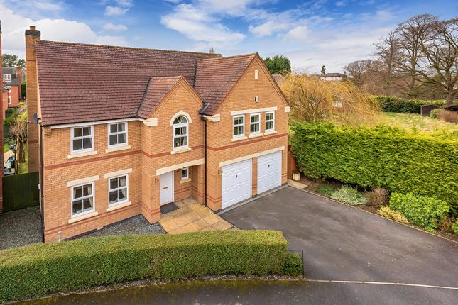 Thumbnail Detached house for sale in Sweet Chariot Way, Wellington, Telford, Shropshire