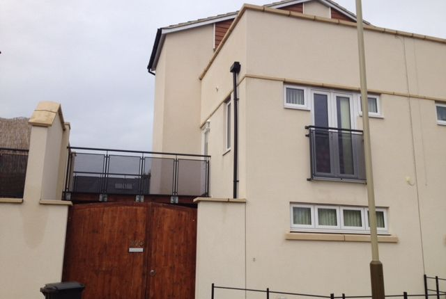 Thumbnail Semi-detached house to rent in Watkin Road, Leicester
