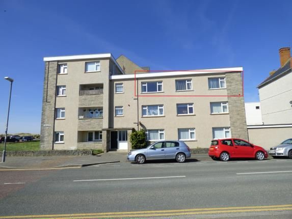 Thumbnail Flat for sale in Sarn Badrig, Embankment Road, Pwllheli, Gwynedd
