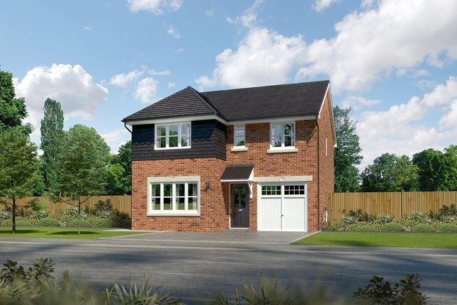 "Thumbnail Detached house for sale in ""Dukeswood II"" at Whittingham Lane, Broughton, Preston"