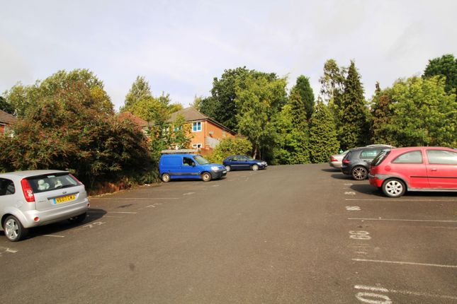 Parking of St. Cecilia Close, Kidderminster DY10