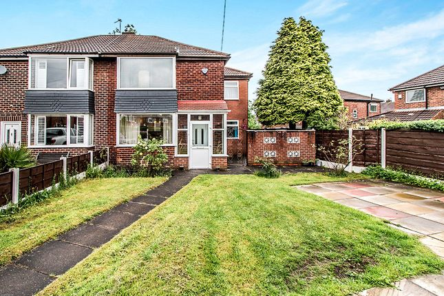3 bed semi-detached house for sale in Louvaine Close, Abbey Hey, Manchester