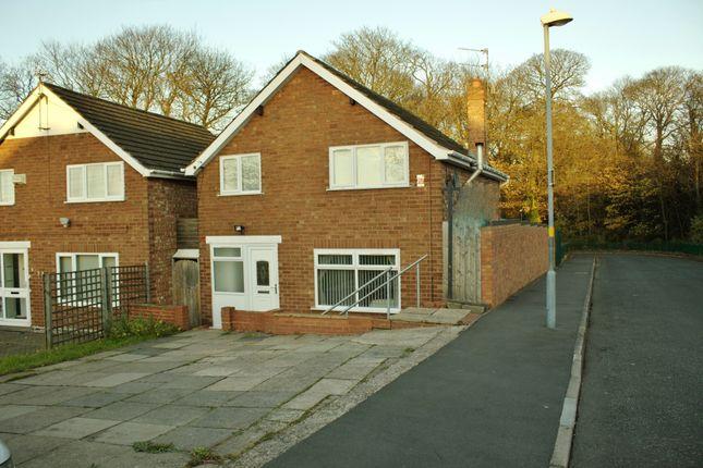 Thumbnail Detached house for sale in Parkside Road, Birmingham