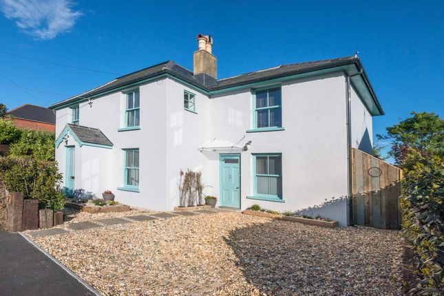 Thumbnail Detached house to rent in The Avenue, Gurnard, Cowes